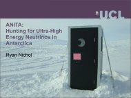 ANITA: Hunting for Ultra-High Energy Neutrinos in Antarctica