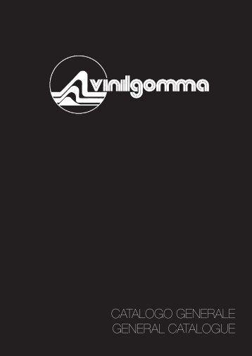 Catalogo generale Vinilgomma - Roffia