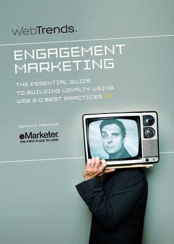 enGaGeMenT MarkeTinG - Marketing in Communitys und Social ...