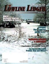 Winter 2012 Ledger - American Lowline Registry