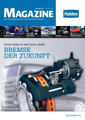 22082008 Haldex Magazine DE.qxp