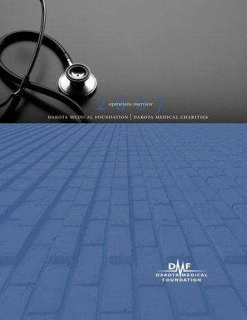 dakota medical foundation | dakota medical charities