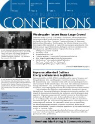Wastewater Issues Draw Large Crowd - West Shore Chamber of ...