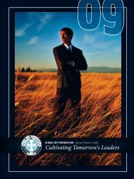 Cultivating Tomorrow's Leaders - Sigma Chi in Canada