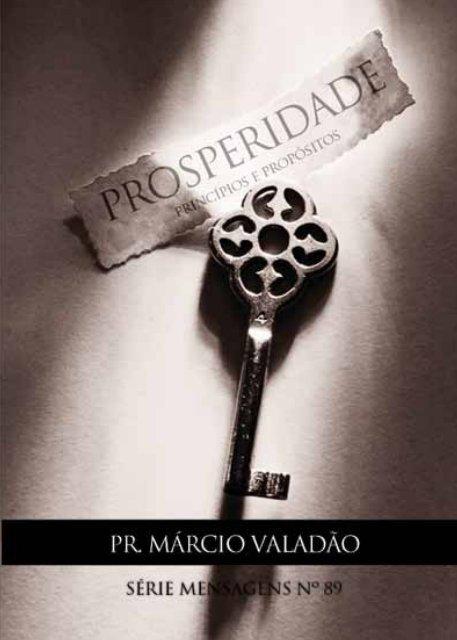 Prosperidade - Lagoinha.com