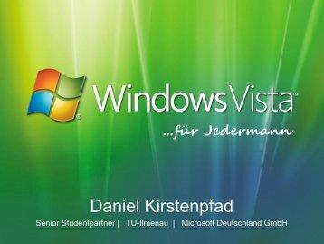 Daniel Kirstenpfad