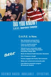 Download the 12 fact cards for family and classroom use. - Dare