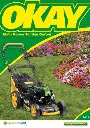 Mehr Power für den Garten - Gartenmarkt