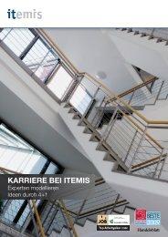 KARRIERE BEI ITEMIS - itemis AG