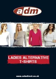 ladies alternative t-shirts