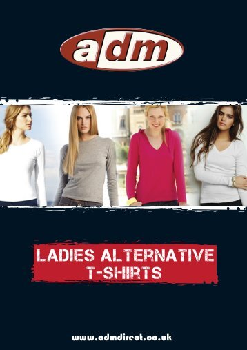 ladies alternative t-shirts