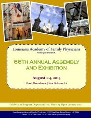 to download exhibit booth application - LAFP