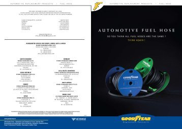 DIN Fuel hoses - Online catalogue