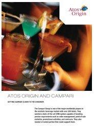 Case Study: Getting Campari closer to the consumer - Atos