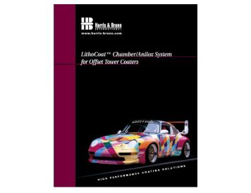 Download PDF Brochure - Harris & Bruno