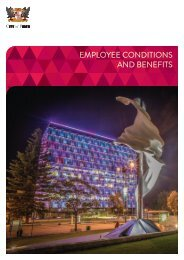 Employee Benefits and Conditions.pdf - City of Perth