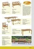 Das aus Indonesien stammende Plantagen-Teakholz ist eines der ... - Seite 2
