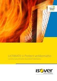 ULTIMATE U Protect verkkomatto - Taloon.com