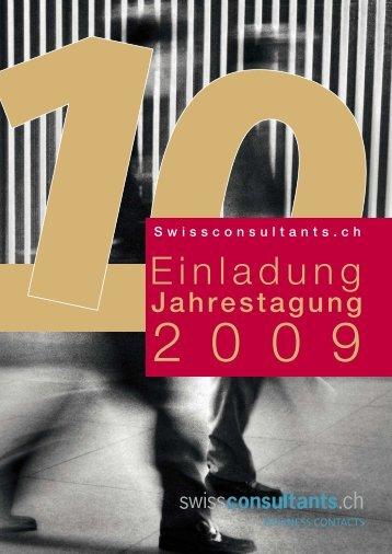 Einladung - Swissconsultants.ch