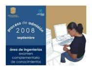 septiembre - Dirección de Asuntos Académicos - Universidad de ...
