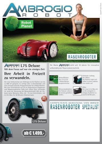 L75 Deluxe - Garten- & Geräte-Spezi