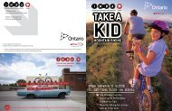Take A Kid Mountain Biking Guide - IMBA
