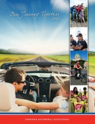 Our Journey Together (PDF) - CAA
