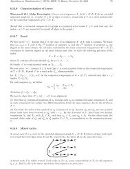 script - Algorithms in Bioinformatics