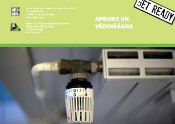 APKURE UN VĒDINĀŠANA - Rīgas enerģētikas aģentūra