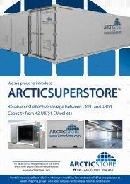 ArcticSuperStore™ - TITAN container