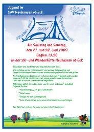 Anmeldezettel 2009.cdr - Sav-neuhausen-ob-eck.de