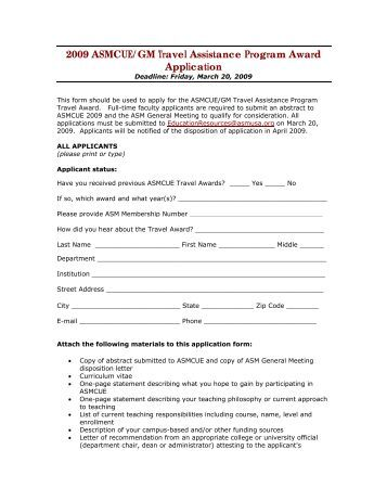 International Student Mcgill Travel Form