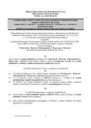 35/2003 (X.2.) - ÓBVSZ | Óbuda-Békásmegyer Városrendezési és ...