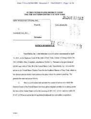 Case 7:10-cv-02763-KMK Document 1 Filed 04/22/11 Page 1 of 18