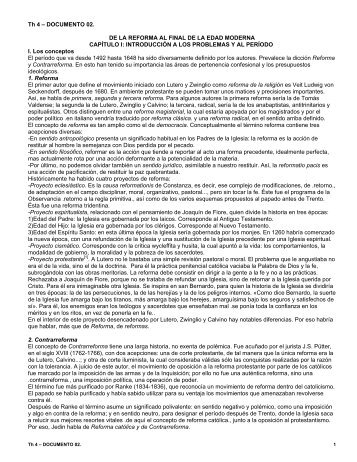 Th 4 – DOCUMENTO 02. DE LA REFORMA AL FINAL DE ... - icergua