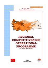 REGIONAL COMPETITIVENESS OPERATIONAL PROGRAMME - IPA