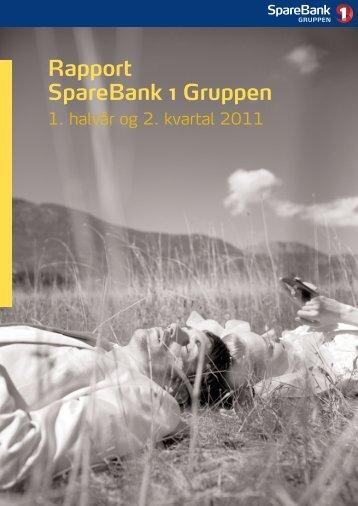 Last ned kvartalsrapporten for SpareBank 1 Gruppen.
