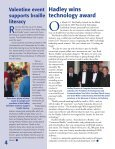 Winnetka gets an eyeful at Hadley during TV Tuneout - The Hadley ... - Page 6