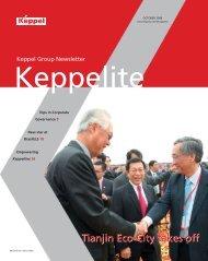 October 2008 - Keppel Corporation