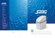 the latest advance in water softening technology