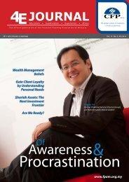 Vol 11, No 3 - Financial Planning Association of Malaysia