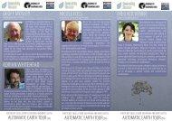Automatic Earth Tour melbourne program - Indymedia Australia