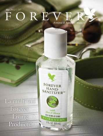 Revista Forever Mai 2012 - FLP.ro