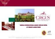 VIENNA INTERNATIONAL VIENNA INTERNATIONAL ... - Vi-Hotel