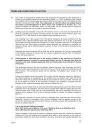 TERMS AND CONDITIONS OF AUCTION - Emporium Hamburg