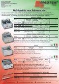 Top Master Qualität aus italienischer Herstellung! - GASTRO GURU - Seite 5