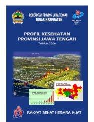 prov jateng 2006.pdf - Departemen Kesehatan Republik Indonesia