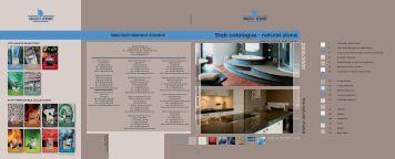 Slab catalogue - natural stone - Brachot-Hermant