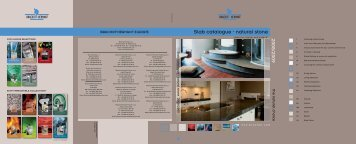 Slab catalogue - natural stone - Brachot-Hermant