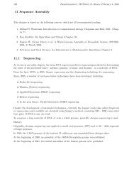 11. Assembly - Algorithms in Bioinformatics